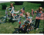Children at July 4, 1982 Leawood parade