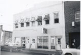 Building at 108 and 112 N. Chestnut in Olathe in 1967