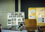 Communication and Toys Exhibit